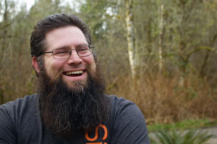 Instructor Sam Bowman