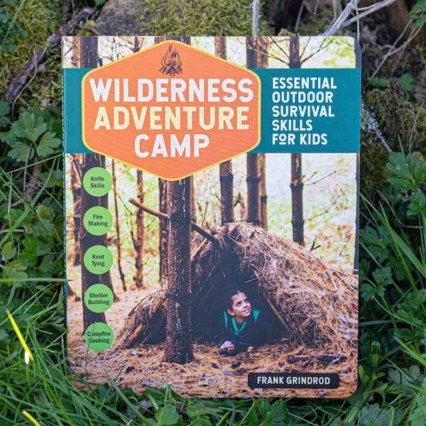 Wilderness Adventure Camp Book